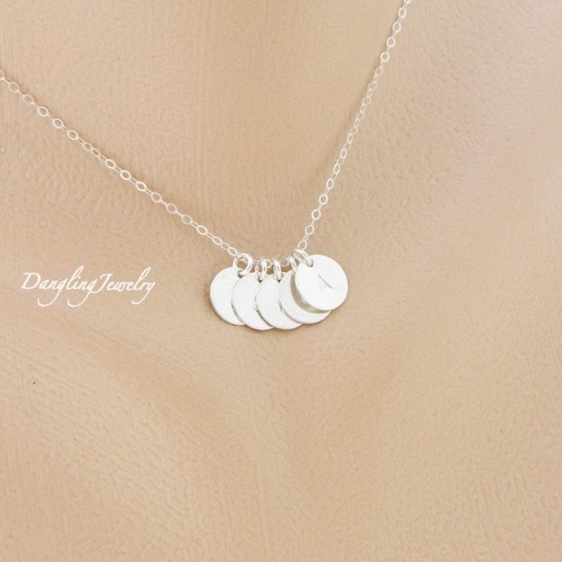 #1 Grandma Pendant Granny Love Charm Fashion 14K White Gold