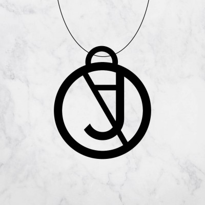 Initial necklace, letter necklace, personalised jewelry, gift-for-woman, wife statement gift, sister in law gifts, gift for goddaughter