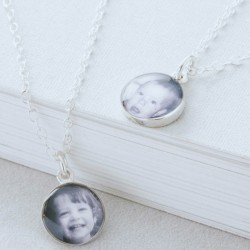 Engraved Photo Jewelry