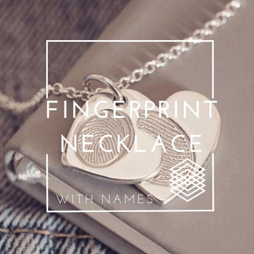 Finger Print Jewellery