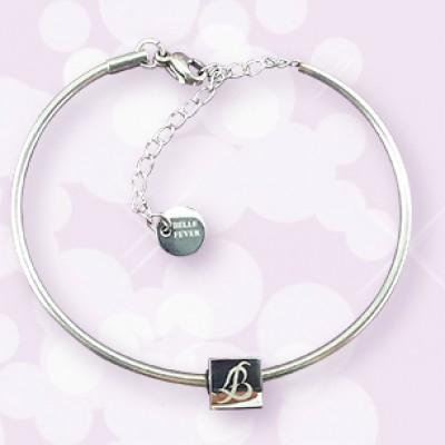personalized  Charm Bangle - Name My Jewelry ™