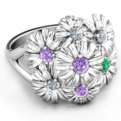 In Full Bloom  Ring - Name My Jewelry ™
