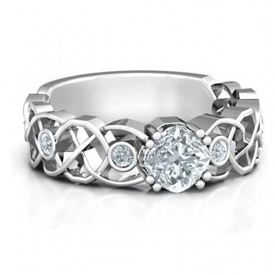 Elizabeth Ring - Name My Jewelry ™