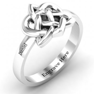 Fancy Celtic Ring - Name My Jewelry ™