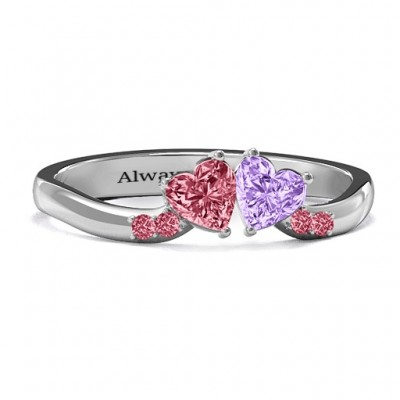 Follow Your Heart RIng - Name My Jewelry ™
