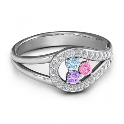 Illuminating Accents Ring - Name My Jewelry ™