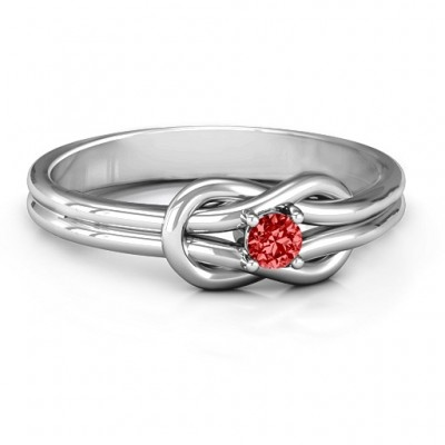 Love Knot Ring - Name My Jewelry ™