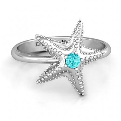 Starfish Ring - Name My Jewelry ™