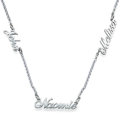personalized Jewelry for Mums - Multiple Name Necklace - Name My Jewelry ™