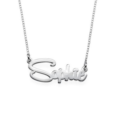 Say My Name personalized Necklace - Name My Jewelry ™