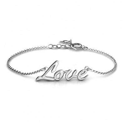 personalized Love Spell Bracelet - Name My Jewelry ™