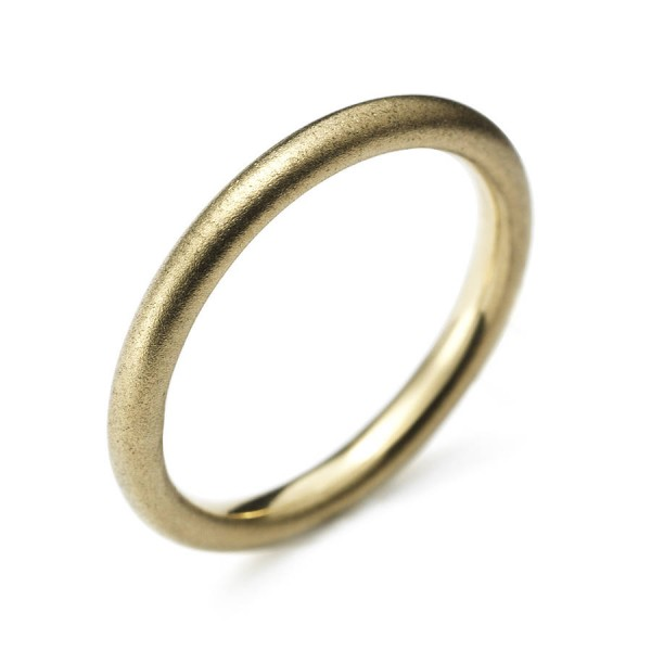 Yellow Gold Halo Ring - Name My Jewelry ™