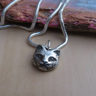 Soul Cat Necklace - Name My Jewelry ™