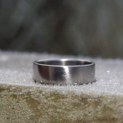 18ct Gold Wedding Band - Name My Jewelry ™