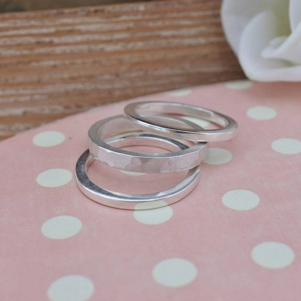 Stacking Ring - Name My Jewelry ™